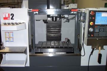 Haas VM2